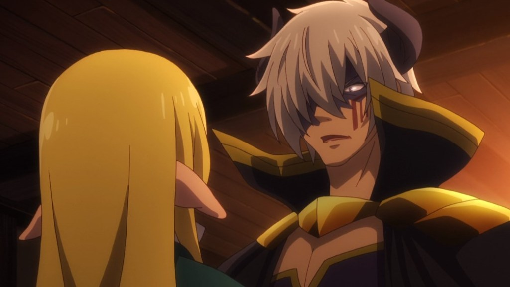 How Not To Summon A Demon Lord Episode 6 Diablo Warns Keera