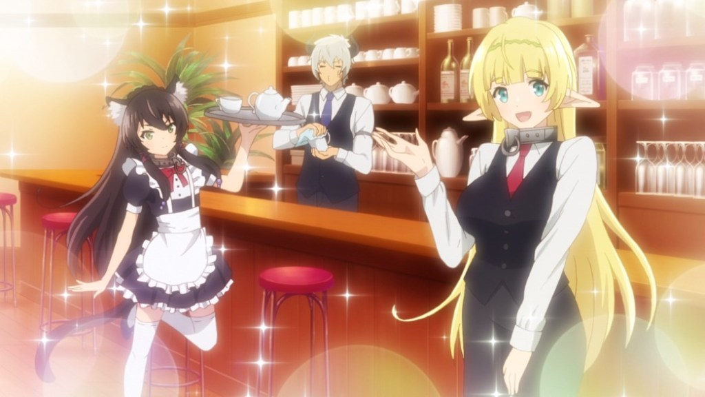 How Not To Summon A Demon Lord Episode 6 Shera's Cafe Fantasy