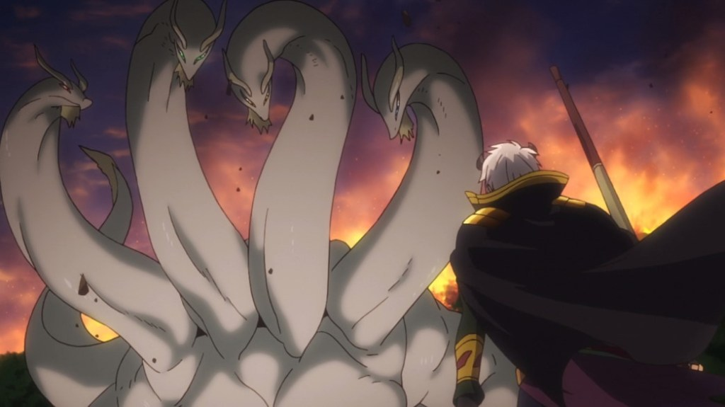 How Not To Summon A Demon Lord Episode 7 Keera Summons The Hydra