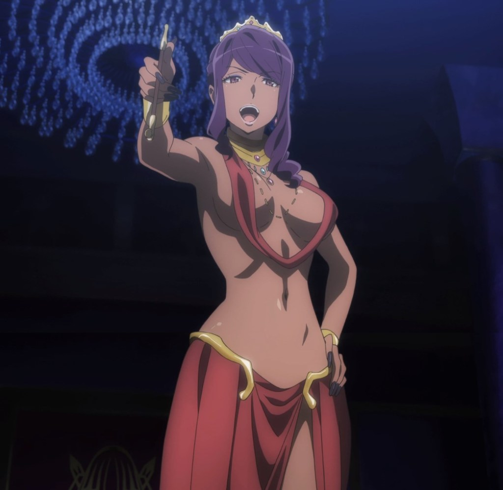 Is It Wrong To Try To Pick Up Girls In A Dungeon II Episode 6 Ishtar