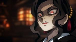 Demon Slayer Kimetsu No Yaiba Episode 26 Muzan Kibutsuji Not happy