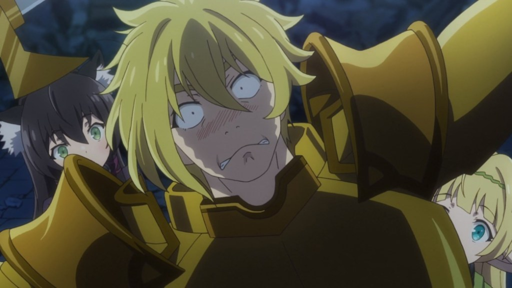 How Not To Summon A Demon Lord Episode 12 Emile Protects Rem and Shera