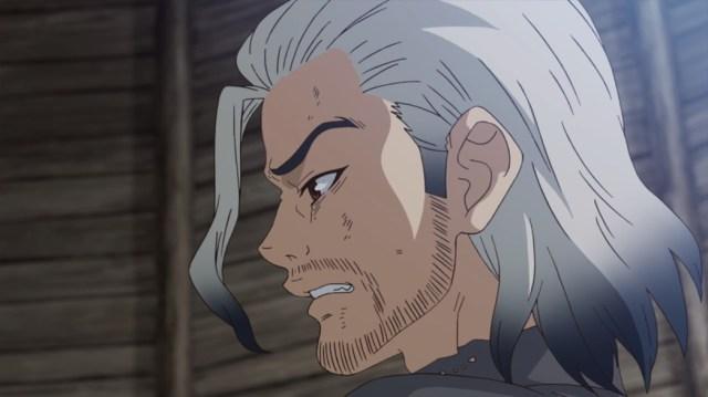 Dr Stone Episode 17 Byakuya