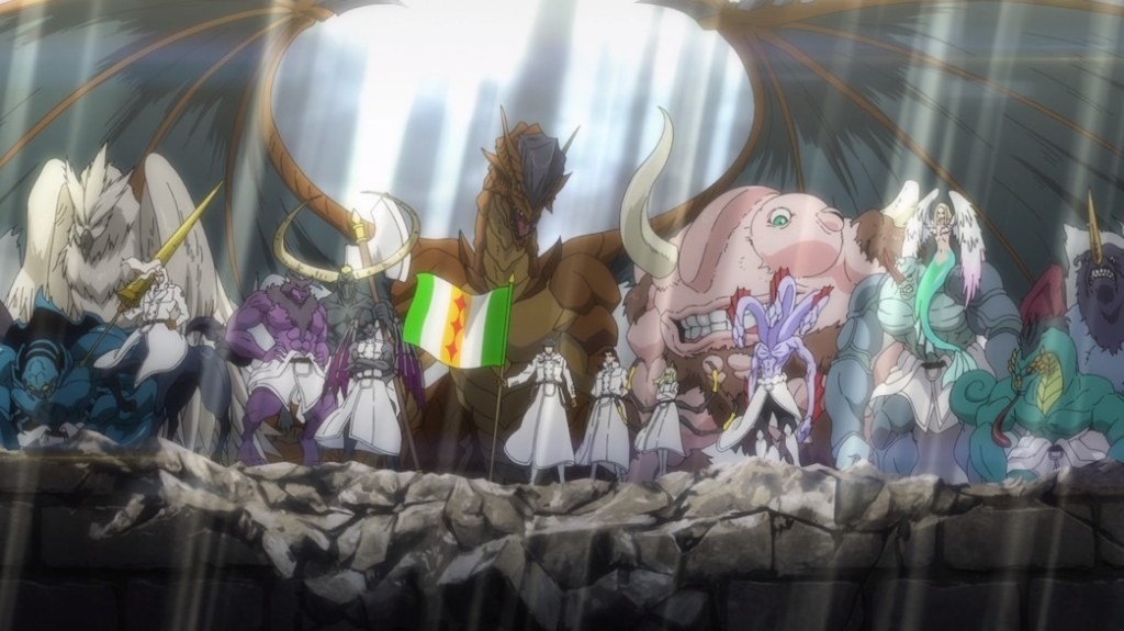 To the Abandoned Sacred Beasts Episode 1 The Incarnates