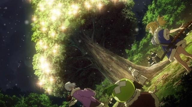 Dr Stone Episode 21 Senku's Christmas Tree