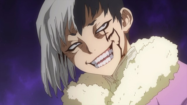 Dr Stone Episode 22 Gen is up to Something