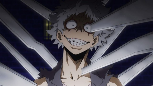 My Hero Academia 4 Episode 68 Villain uses Quirk Booster