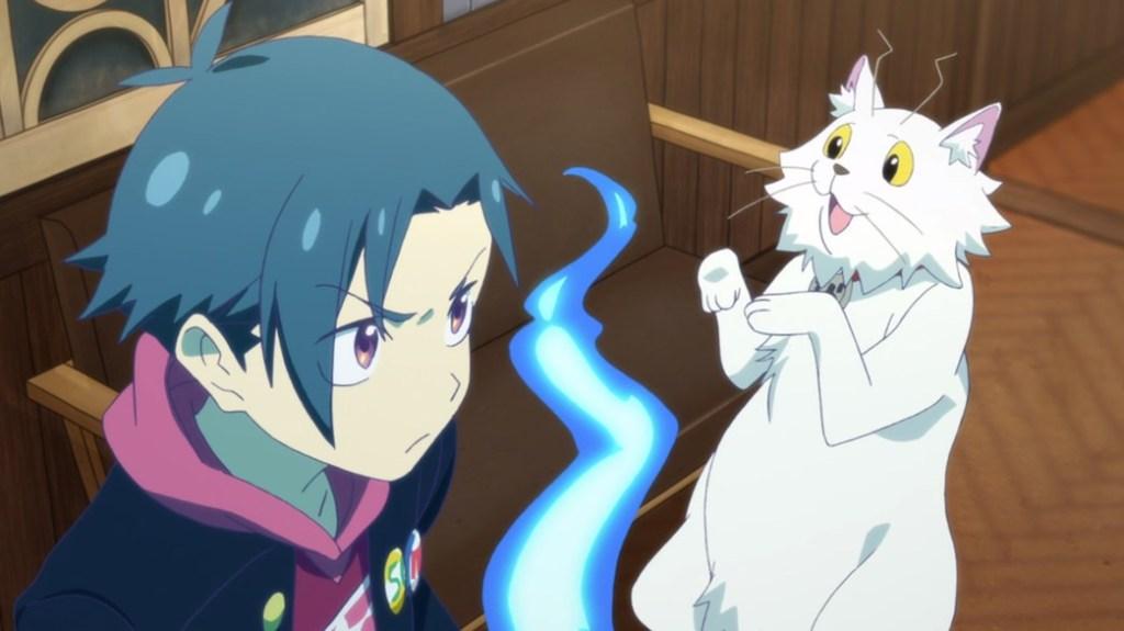 Punch Line Spirit Yuta and Chiranosuke