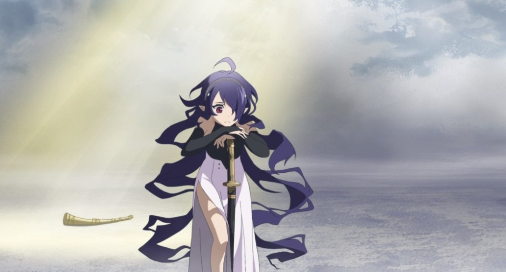 Seraph of the End Vampire Reign Asuramaru