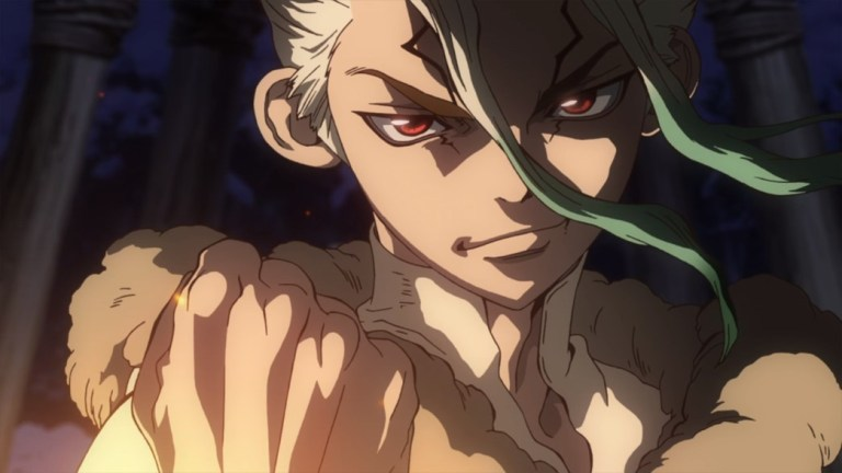 Dr Stone Episode 24 Senku's Determined to Win