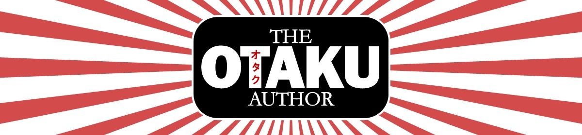 Lynn Sheridan The Otaku Author Header