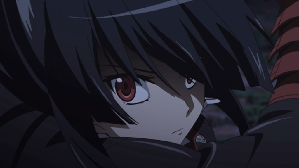 Akame ga Kill Episode 1 Akame attacks