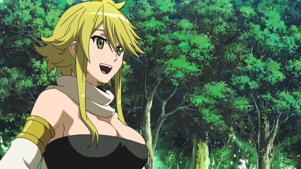 Akame ga Kill Episode 2 Leone