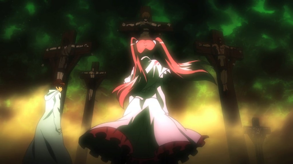 Akame ga Kill Episode 3 Mine and Tatsumi Witness Minister Honest's Work
