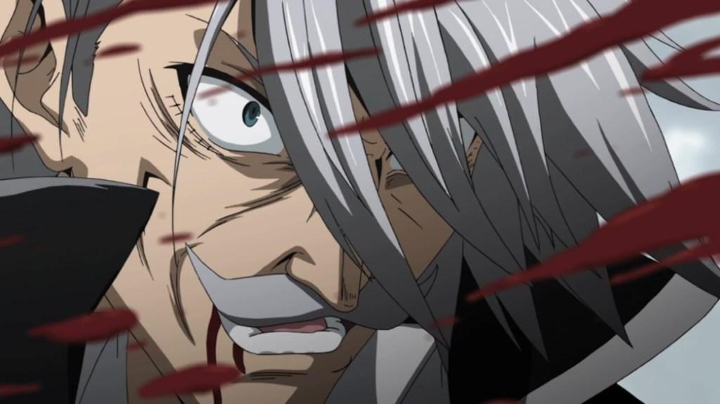 Akame ga Kill Episode 8 Liver Injured