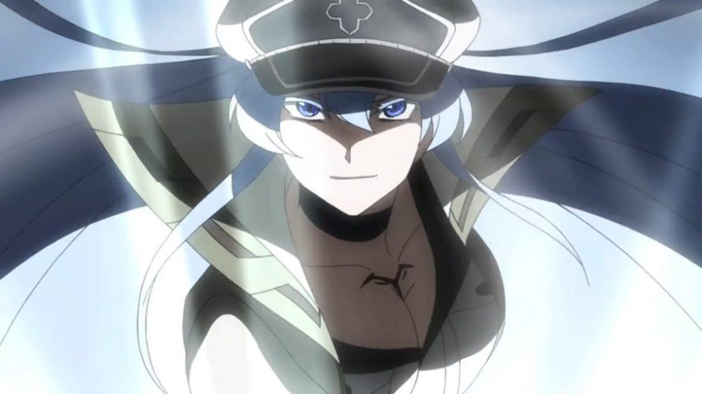 Akame ga Kill Episode 9 Esdeath