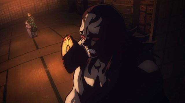 Demon Slayer Kimetsu No Yaiba Episode 11 Tanjiro meets the Tsuzumi Demon