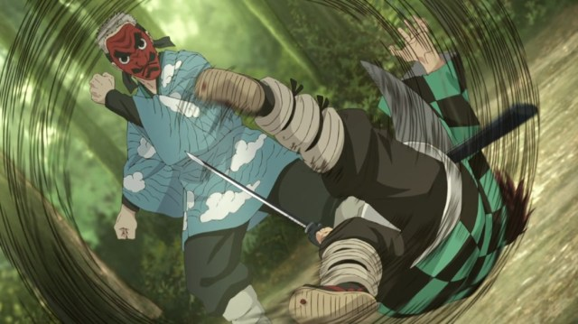 Demon Slayer Kimetsu No Yaiba Episode 3 Urokodaki Training Tanjiro