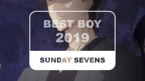 The Otaku Author Best Boy 2019