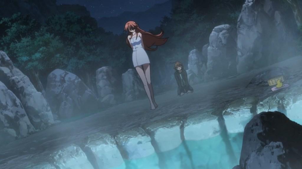 Akame ga Kill Episode 12 Chelsea and Tatsumi