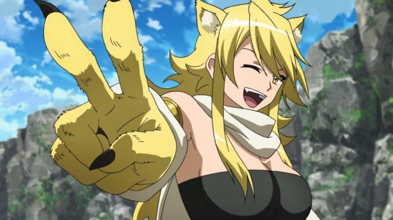 Akame ga Kill Episode 12 Leone wins