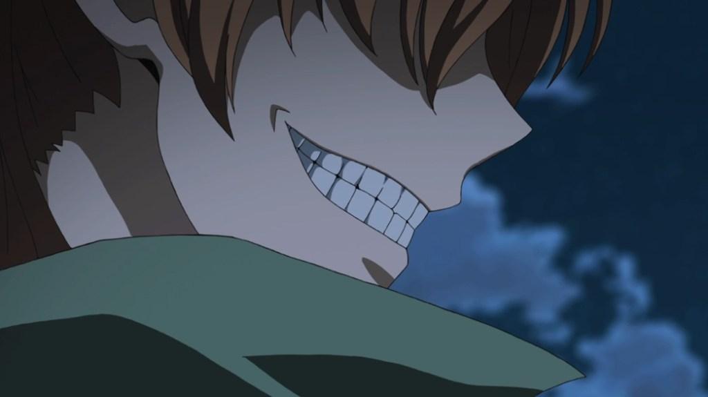 Akame ga Kill Episode 19 Evil Seryu