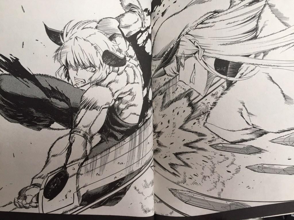 Akame ga Kill Volume 9 Esdeath versus Susanoo