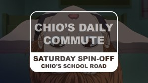 Chio's School Road Saturday Spin-off Chio's Daily Commute Title