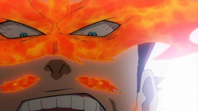 My Hero Academia 4 Episode 78 Endeavor