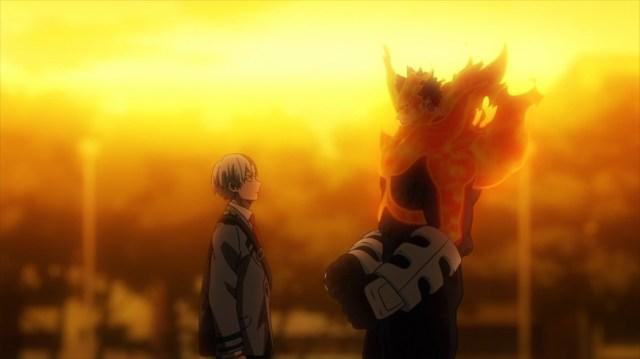 My Hero Academia 4 Episode 80 Todoroki and Endeavor