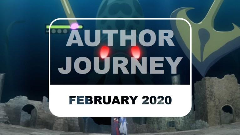 The Otaku Author Journey February 2020