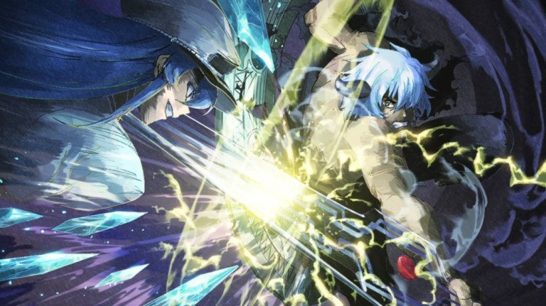 Akame ga Kill Episode 21 Esdeath versus Susanoo
