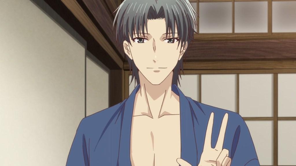 Fruits Basket Episode 13 Shigure