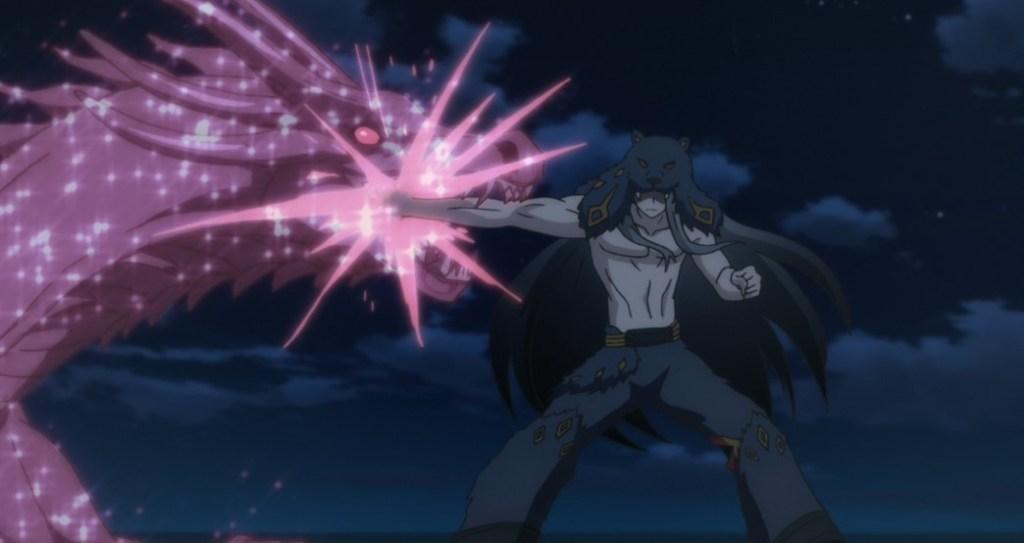 Infinite Dendrogram Episode 12 Shu the King of Destruction