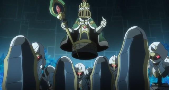 Shachibato President it's time for battle Episode 6 Boss Maju