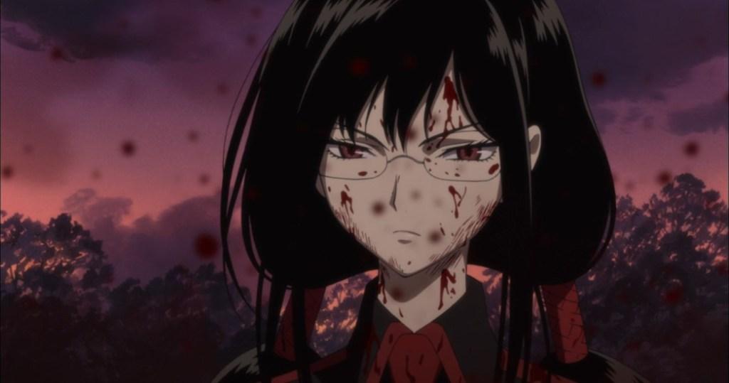 Blood C Episode 1 Bloody Saya
