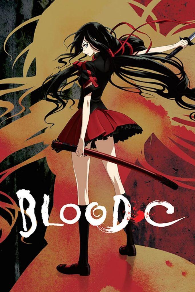Blood C Title