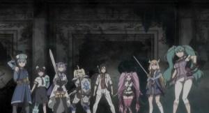 Shachibato President it's time for battle Episode 12 Kibou Company Ready to Fight
