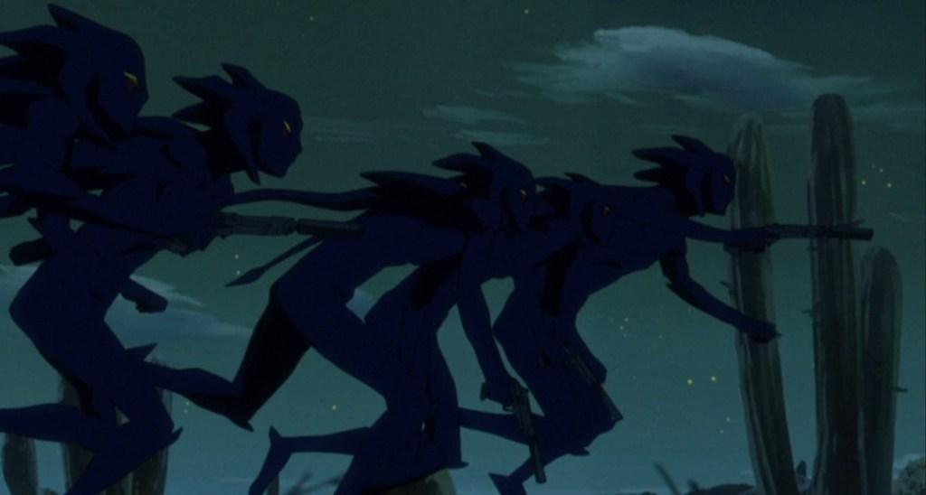 El Cazador De La Bruja Ninjas