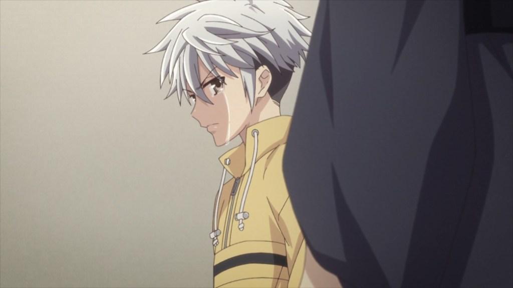 Fruits Basket Episode 43 Haru crying for Rin