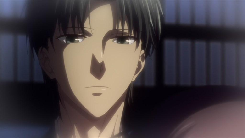 Fruits Basket Episode 50 Shigure