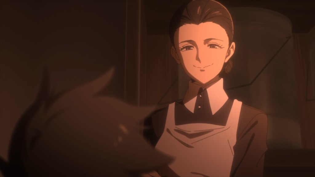 The Promised Neverland Episode 5 Mother