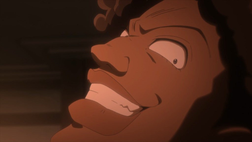 The Promised Neverland Episode 7 Sister Krone
