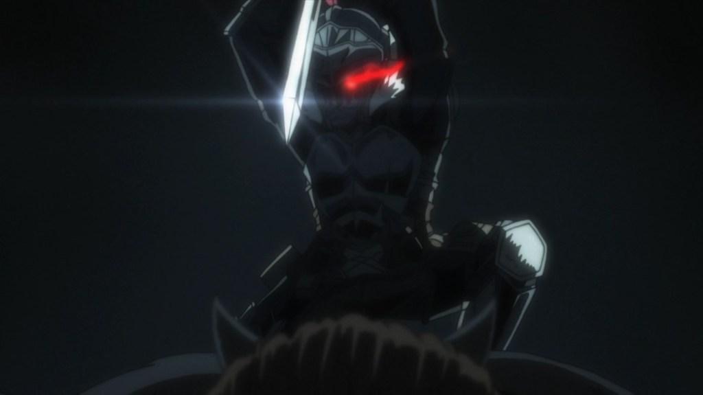 Goblin Slayer Episode 4 Goblin Slayer kills the Ogre