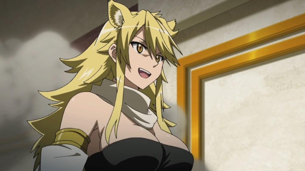 Akame ga Kill Episode 23 Leone