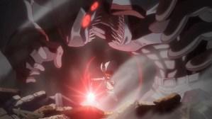Akame ga Kill Episode 23 Tatsumi and Incursio