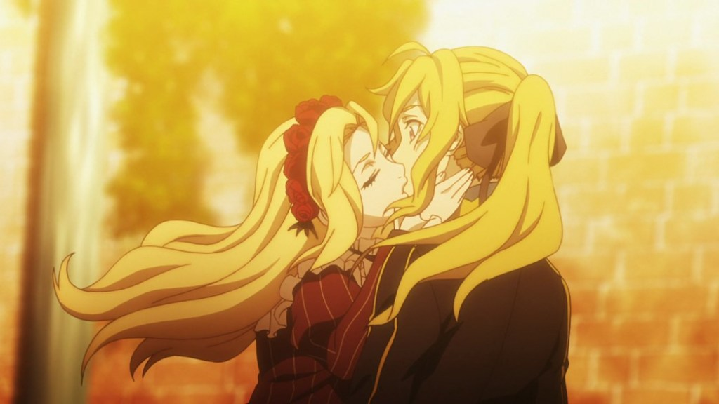 Record of Grancrest War Episode 8 Marrine Kriesche and Alexis Douse