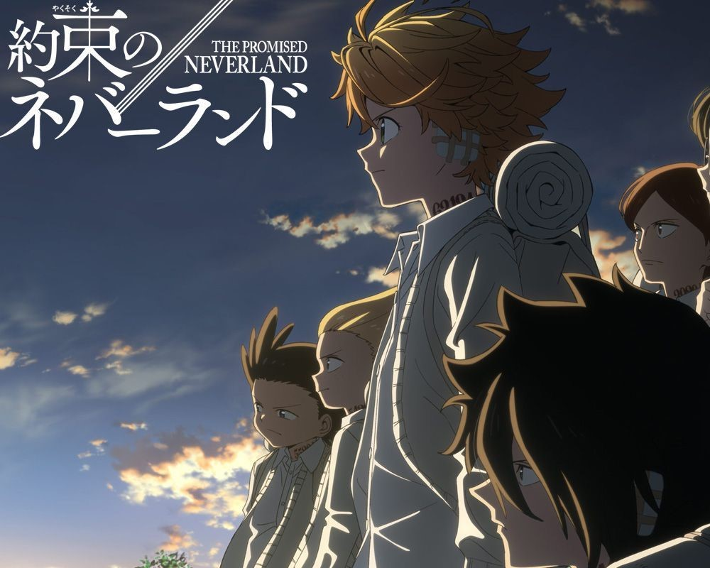 The Promised Neverland Season Two Title