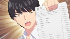 The Quintessential Quintuplets Episode 13 Futaro Uesugi reveals a surprise test