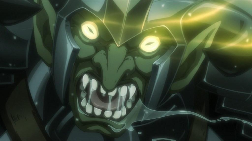 Goblin Slayer Goblin's Crown Goblin Paladin